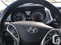 Make Hyundai Model Elantra GT A/T Year 2014 Colour