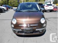 Make Fiat Model 500 Year 2014 Colour Brown kms 47500