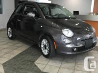Make Fiat Model 500 Year 2014 Colour Grey kms 8374