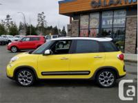 Make Fiat Model 500 Year 2014 Colour Yellow kms 61118