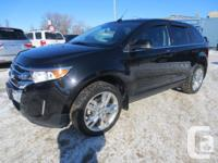 Make Ford Model Edge Colour BLACK Trans Automatic kms