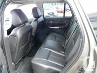 Make Ford Model Edge Year 2014 Colour Gray kms 15979