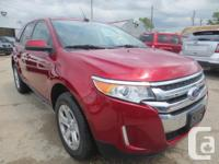 Make Ford Model Edge Year 2014 Colour RED kms 74000
