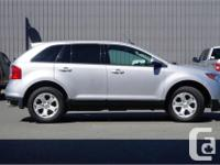 Make Ford Model Edge Year 2014 Colour Silver kms
