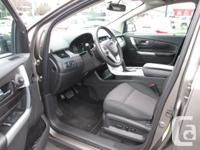 Make Ford Model Edge Year 2014 Colour BROWN kms 30940