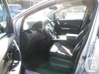 Make Ford Model Edge Year 2014 Colour SILVER kms 41903
