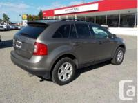 Make Ford Model Edge Year 2014 Colour Grey kms 62470