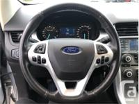 Make Ford Model Edge Year 2014 kms 84860 Trans