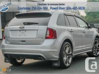 Make Ford Model Edge Year 2014 Colour Silver kms 31944