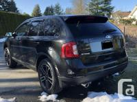 Make Ford Model Edge Year 2014 Colour Nocturnal Black