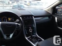 Make Ford Model Edge Year 2014 Colour Black+Yellow kms
