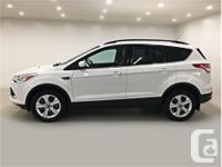 Make Ford Model Escape Year 2014 Colour Oxford White