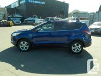 Make Ford Model Escape Year 2014 Colour Blue kms 80807