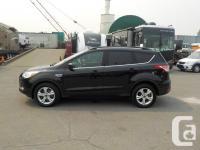Make Ford Model Escape Year 2014 Colour Black kms