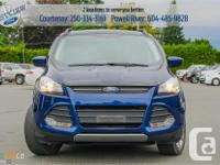 Make Ford Model Escape Year 2014 Colour Blue kms 33960