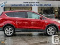 Make Ford Model Escape Year 2014 Colour Red kms 66574