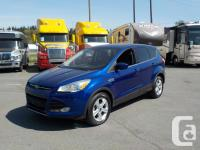 Make Ford Model Escape Year 2014 Colour Blue kms 62051
