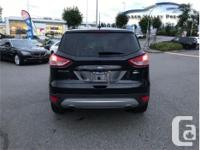 Make Ford Model Escape Year 2014 Colour Black kms