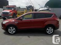 Make Ford Model Escape Year 2014 Colour Red kms 95337