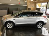 Make Ford Model Escape Year 2014 Colour Silver kms