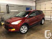 Make Ford Year 2014 Colour Burgundy kms 110000 2014