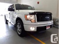 Make Ford Model F-150 Year 2014 Colour White kms 48406