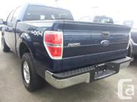 Make Ford Model F-150 Year 2014 Colour Blue kms 41151