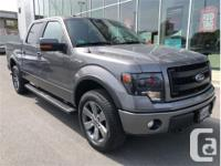 Make Ford Model F-150 Year 2014 Colour Grey kms 106756