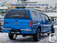 Make Ford Model F-150 Year 2014 Colour Blue kms 66440
