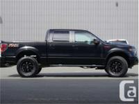 Make Ford Model F-150 Year 2014 Colour Black kms 49975
