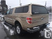 Make Ford Model F-150 Year 2014 Colour Gold kms 82238