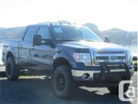 Make Ford Model F-150 Year 2014 Colour Blue kms 84123