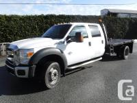 Make Ford Model F-550 Year 2014 Colour White kms