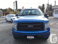 Make Ford Model F-150 Year 2014 Colour Blue kms 73000
