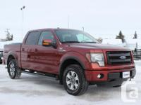 Make Ford Model F-150 SuperCrew Year 2014 Colour Sunset