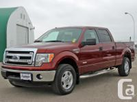 Make. Ford. Design. F-150 SuperCrew. Year. 2014.