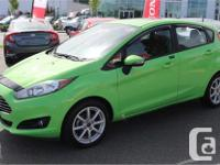 Make Ford Model Fiesta Year 2014 Colour Green kms