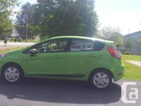 Make Ford Colour green kms 62000 This car is in