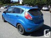 Make Ford Model Fiesta Year 2014 Colour Blue Candy kms