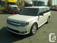 Make Ford Model Flex Year 2014 Colour White kms 198892