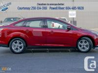 Used, Make Ford Model Focus Year 2014 Colour Race Red kms for sale  British Columbia