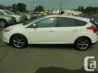 Make Ford Model Focus Year 2014 Colour White kms 80451