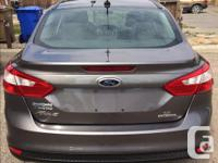 Make Ford Model Focus Year 2014 Colour Grey kms 36100