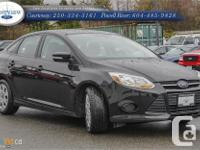 Make Ford Model Focus Year 2014 Colour Black kms 70499