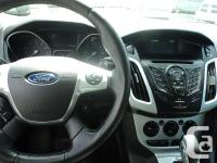 Make Ford Model Focus Year 2014 Colour Red kms 40000