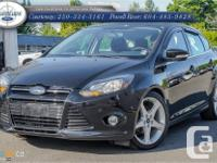 Make Ford Model Focus Year 2014 Colour Black kms 51940