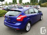 Make Ford Model Focus Year 2014 Colour Electric Blue