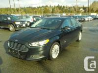 Make Ford Model Fusion Hybrid Year 2014 Colour Black