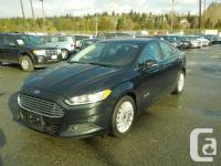 Make Ford Model Fusion Hybrid Year 2014 Colour Black