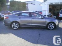 Make Ford Model Fusion Year 2014 Colour Grey kms 11700